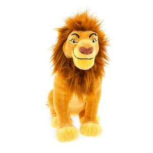 Disney-Store-Mufasa-The-Lion-King-Medium-Plush-New-with-Tags