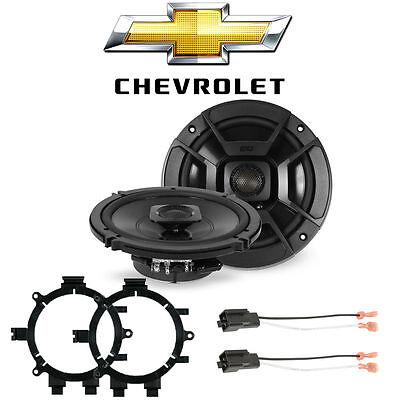 Fits Chevy Silverado Pickup 1999-2006 Speaker Upgrade Pioneer TSG1345R TSG4620S