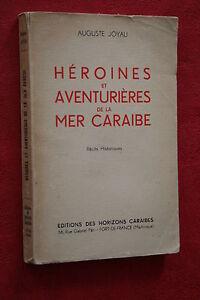 HEROINES-ET-AVENTURIERES-DE-LA-MER-CARAIBE-RECITS-HISTORIQUES-A-JOYAU-ed-1957