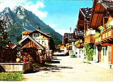 Garmisch-Partenkirchen ; Ansichtskarte 1965 gel.