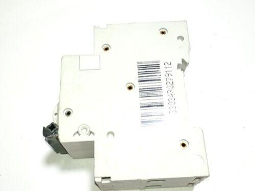 MAGNETOTERMICO  K60N 2P C6 6 A MERLIN GERIN 27911  CIRCUIT BREAKER