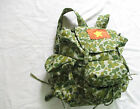 Vietnam War - Viet Cong NLF Combat Rucksack ( Backpack ) - VC - 3 pockets