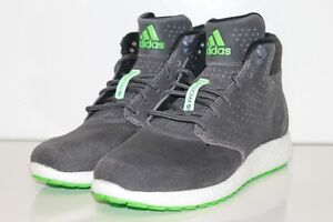 watch e12b8 8e27a Image is loading NEW-ADIDAS-C77493-D-ROSE-LAKESHORE-BOOST-Leather-