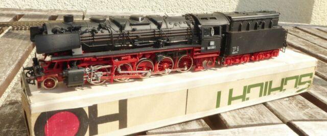 Roco 43260 H0 Dampflok BR 043 315-1 Öl DB Epoche 4 sehr gut erhalten, BW Rheine