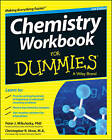 Chemistry Workbook For Dummies by Consumer Dummies, Chris Hren, Peter J. Mikulecky (Paperback, 2015)