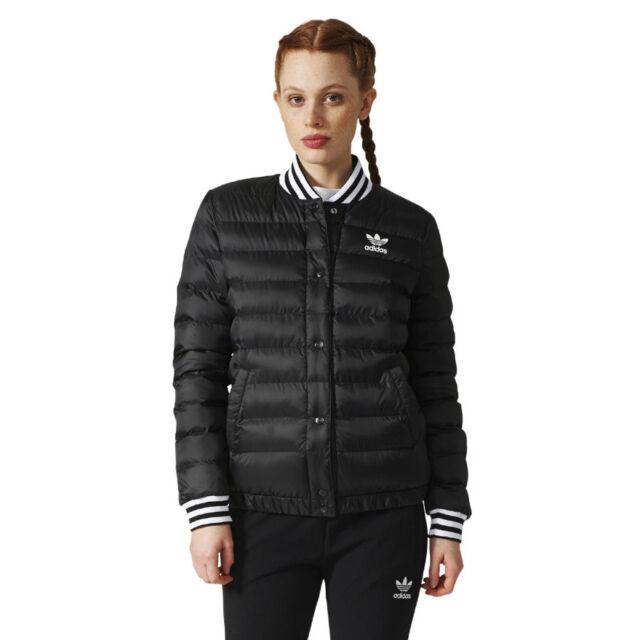 069fec389 adidas Originals Women's Blouson Padded Jacket Ladies Winter Coat ...