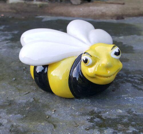 Lot de 6 céramique Bébé Bumble Bee Garden Outdoor Indoor vente Ornements Cadeau