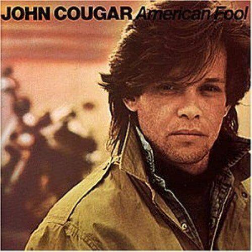 John Cougar + CD + American fool (1982)
