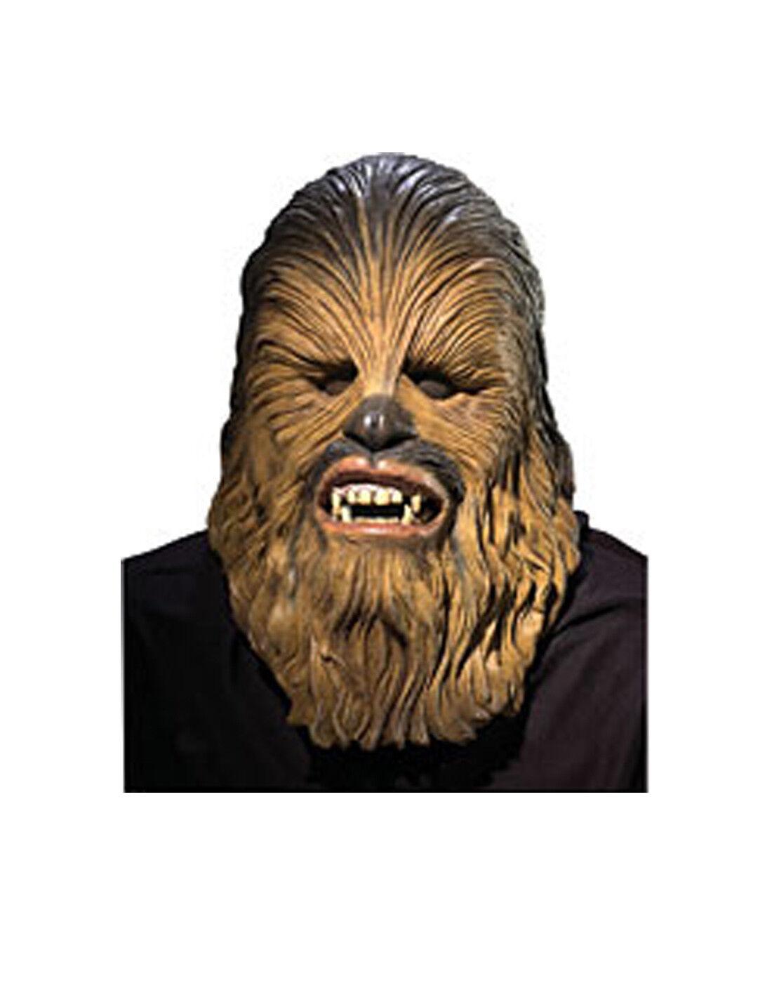 Star Wars Voll Latex Latex Latex Wookie Chewbacca Chewy Haarig über den Kopf Maske  | Online-Shop  | Queensland  | Schönes Design  | Outlet Online  | Mangelware  cc5745