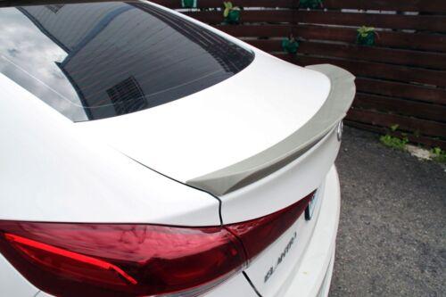 For Hyundai AD Elantra Avante Sedan OE Type Trunk Spoiler Unpainted ABS SE 18+