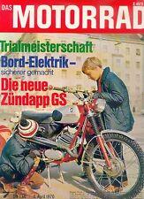 Motorrad 7 70 Bultaco Metralla Moto Paton Yamaha XS 650 Cyrus 1970 Asia Spanien