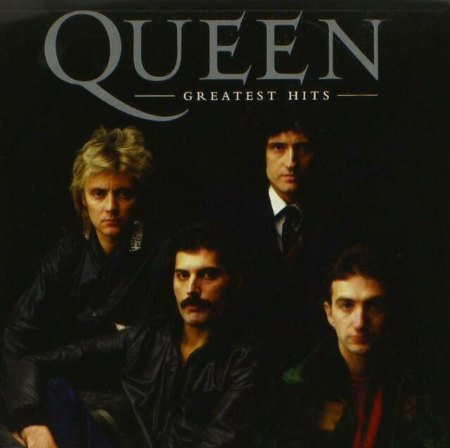 Greatest Hits by Queen (CD, Aug-2004, Hollywood) NEW