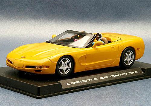 Fly Corvette C5 Cabrio Giallo A562 Nuovo di pacca