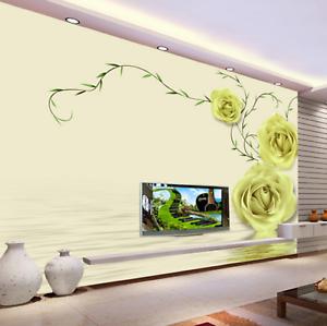 3D greener pinkn Ozean 523 Tapete Tapeten Mauer Foto Familie Tapete Wandgemälde