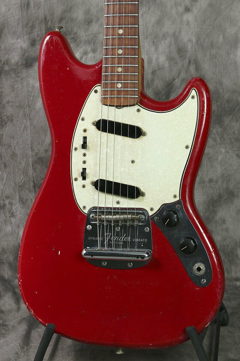 Fender 1965 Mustang rot JAPAN beautiful rare EMS F S