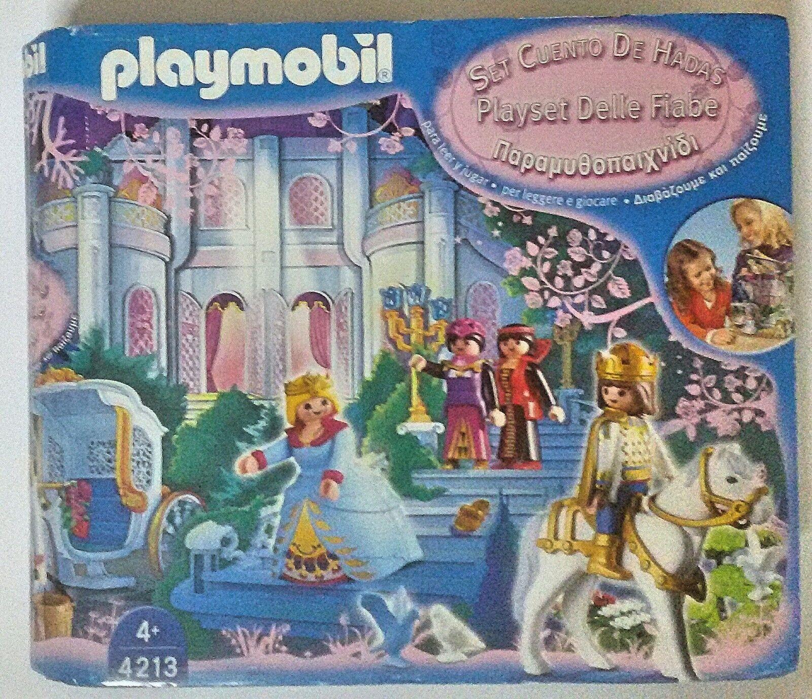 PLAYMOBIL 4213 Playset Fiabe - Cenerentola