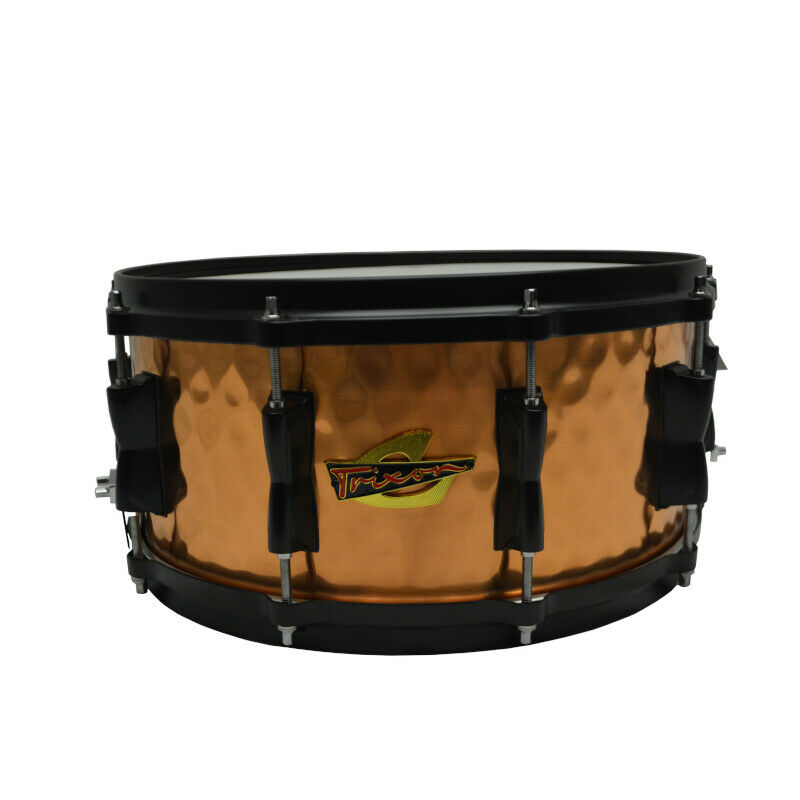 Trixon Solist Hammerot Snare With Copper Hardware