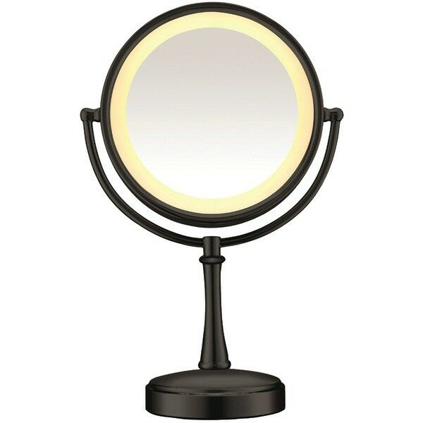 Conair Be87mb Touch Control Double Sided Lighted Mirror