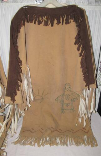 ~ Vintage Native American Indian Tribal Womens Dress/Costume~