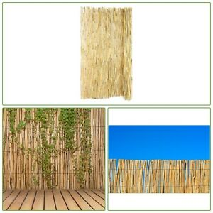 Image Is Loading Reed Bamboo Fencing Outdoor Garden Decor Backyard Privacy