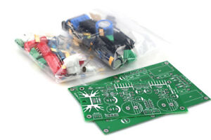 Details about PRT-03A Hifi Stereo Tube preamp kit (base on C22) + Power  supply kit (no tubes)
