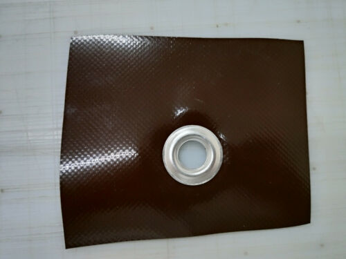 TELO IN PVC TELONE PVC SU MISURA 650 GRAMMI MQ OCCHIELLI OGNI 50 CM