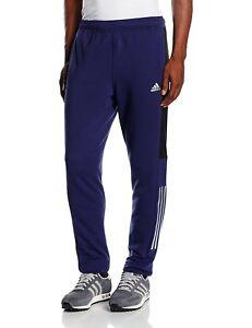 Détails sur Homme Neuf Adidas Cool 365 Survêtement Pantalon De Jogging Survêtement Piste Pantalon Bleu afficher le titre d'origine