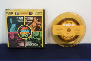 Soul-Rock-Blues-Bag-RCA-Victor-TPS-1014-4-track-3-75-IPS-Reel-To-Reel-Blues-Rock
