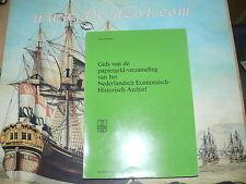 Lucassen: Gids papiergeld-verzameling Nederlands Economisch Archief. NEHA publ 5