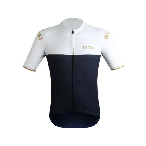 Le Col by Wiggins Jersey  Sport 2019  bianca Smtutti