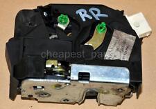 Land Rover Freelander 1 driver rear door latch / lock mechanism / solenoid RR