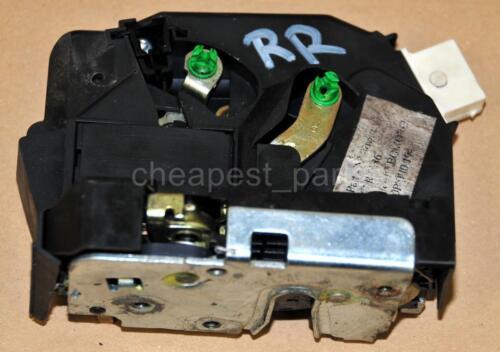 Land Rover Freelander 1 Heck Rechtslenker Türverriegelung Verschluss Mechanismus