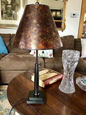 Mica Lamp Mission ArtsCrafts Style   eBay