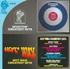 Various Artist Invictus Greatest Hits & Hot Wax Great CD