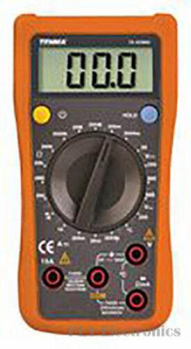 manuel 3.5 chiffres neuf TENMA 72-10390A dmm de poche