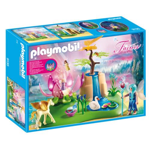Playmobil Fairies Mystical Fairy Glen 9135 NEW