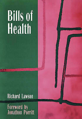 1 of 1 - Bills of Health, Lawson, Richard, Used; Good Book