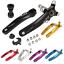 IXF 104BCD Bicycle Crank Set Rainbow CNC Alloy Crank Arm MTB//Road Bike Crankset