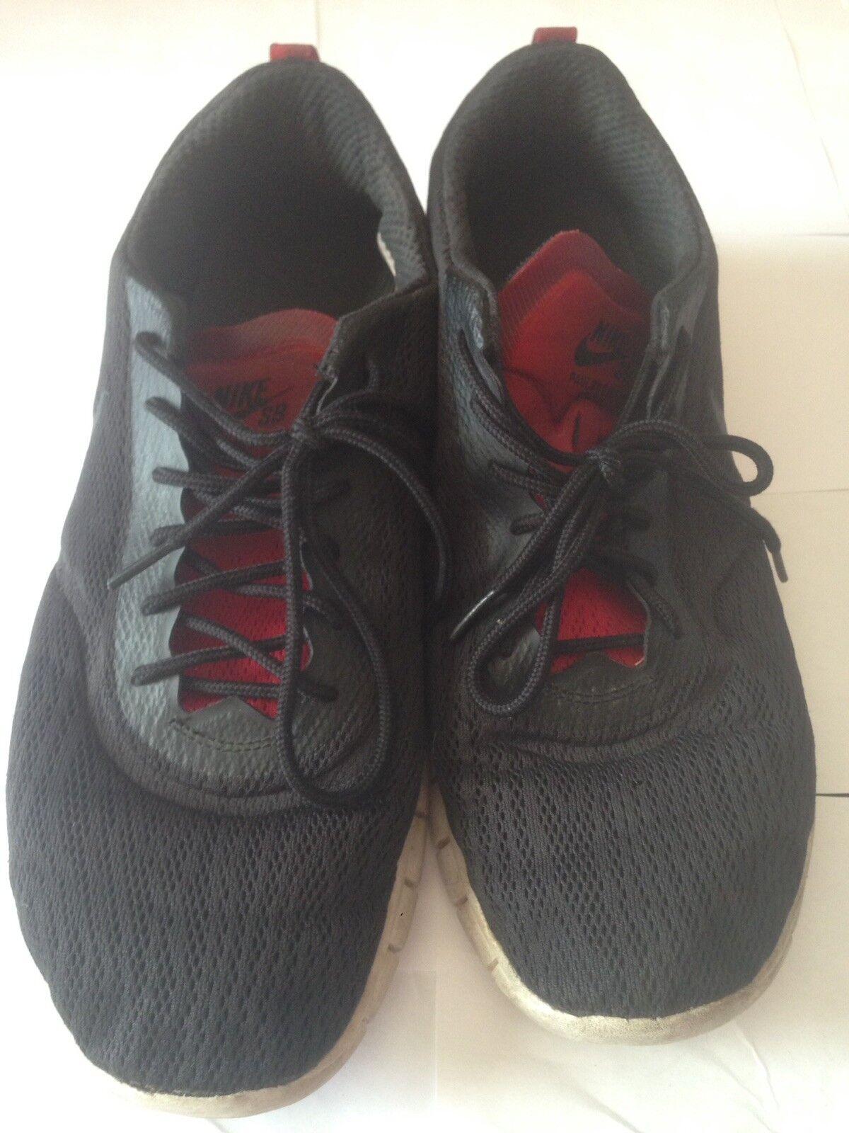Men's Nike SB Paul Rodriguez 9 R R Sneakers shoes Black Size 12