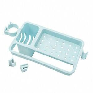 Details About Tap Sink Drainer Rack Kitchen Stuff Soap Organizer Gadget  Drain Holder Hot