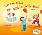 Das Early English Kinderliederbuch ab 4 Jahren von Wendy Jensen und Janet Channon (2011, Gebunden)