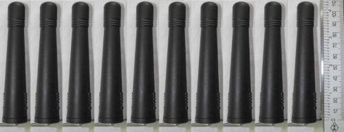 10x VHF Antenna for Kenwood TK2280 TK2300 Portable Radios 4.3 Inch KRA-22