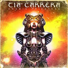 TIA CARRERA Cosmic Priestess LP 180 Mars Volta colored? kyuss unida Chevelle