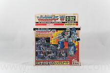 Transformers G1 Sixknight MIB C-312 Japanese Takara RARE Quickswitch