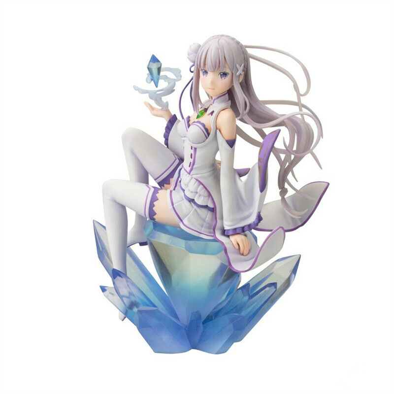 Re Life in a Different World from Zero Promo Emilia Maid Ver Rubber Strap Japan