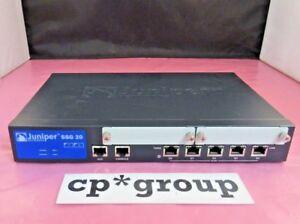 Juniper-SSG20-5-Port-10-100-Firewall-VPN-Secure-Services-Gateway-SSG-20-SH