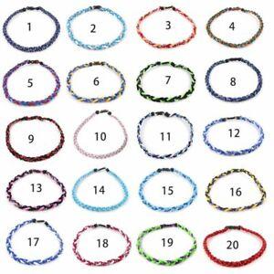 Tornado-Sports-Baseball-Necklace-Sport-Triple-Ropes-Twist-Titanium-Necklace-20-034