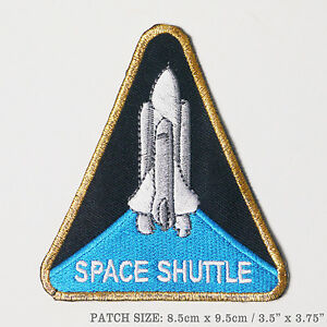 SPACE-SHUTTLE-NASA-Flight-Crew-Embroidered-Uniform-Patch
