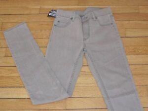 CHEAP-MONDAY-Jeans-pour-Femme-W-32-L-34-Taille-Fr-42-NEUF-Ref-V116