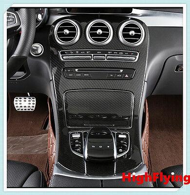Auto Electronic Handbrake Frame Cover For Mercedes Benz GLC Class X205 2015-2016
